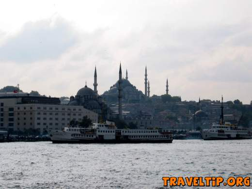 Turkey - Istanbul - The Blue Mosque -