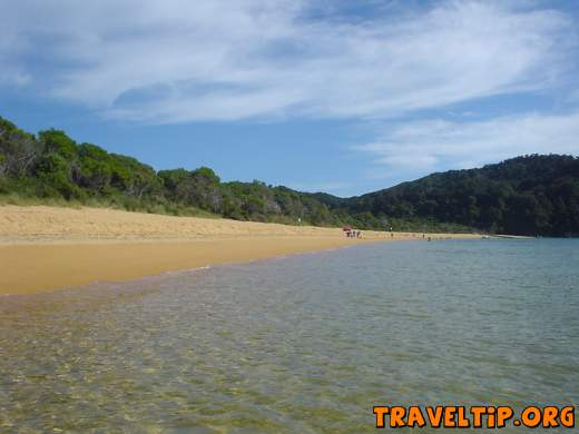 New Zealand - Nelson - Abel Tasman National Park -