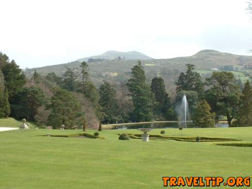 Ireland - Wicklow - Powerscourt -