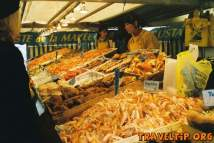 France - Paris - Bastille Market - Paris